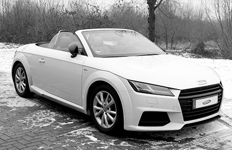 Audi TT 8S (FV) Roadster new